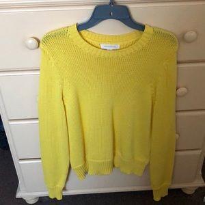 Treasure & Bond scoop neck sweater